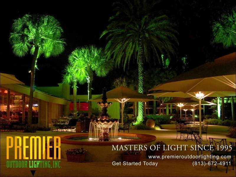 Lakeland Outdoor Lighting Repair in Activity Lighting photo gallery from Premier Outdoor Lighting