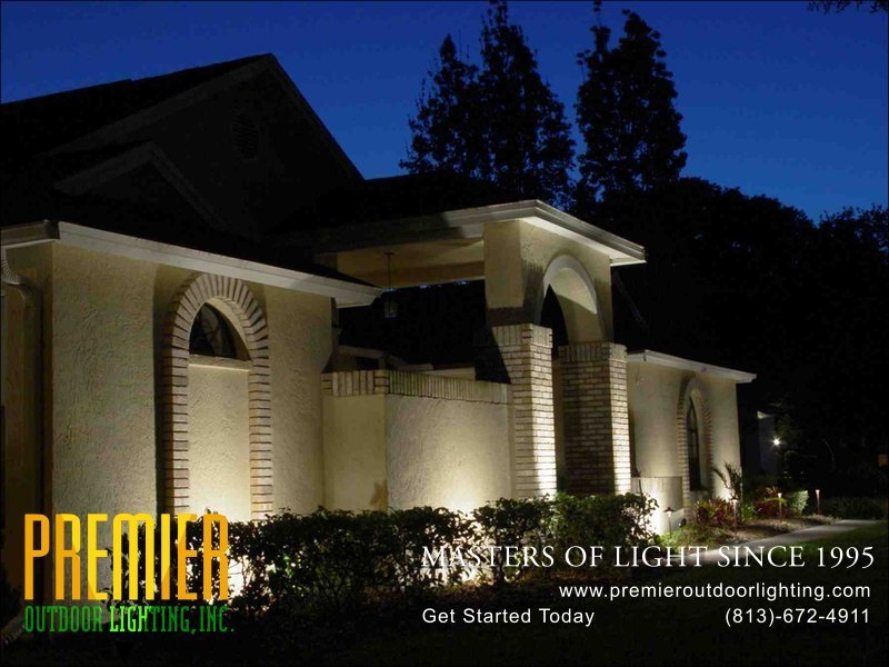 Architectural Lighting Repair in Lakeland in Architectural Lighting photo gallery from Premier Outdoor Lighting