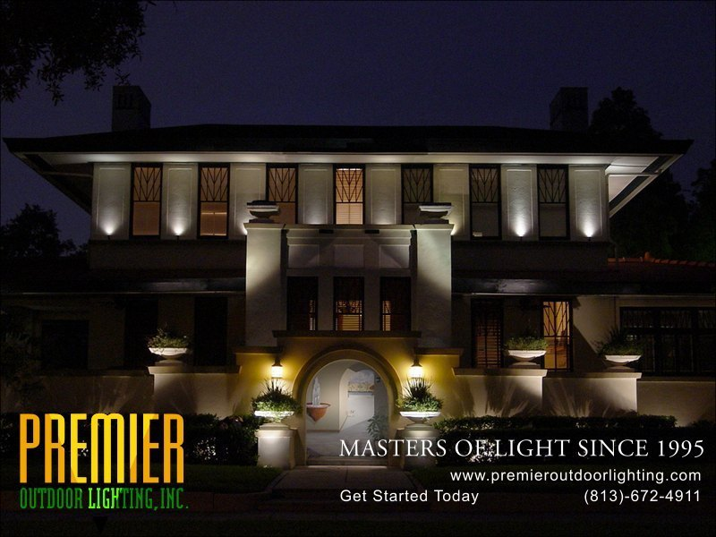 In Architectural Lighting Photo Gallery From Premier Outdoor Lighting