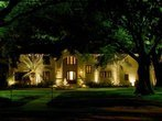 Architectural Lighting up House in Wesley Chapel