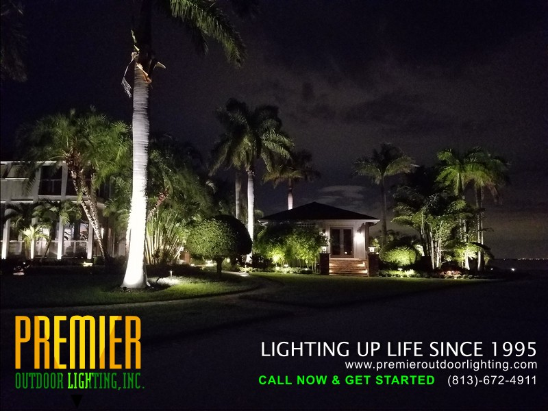 Commercial Outdoor Lighting Clearwater in Commercial Lighting photo gallery from Premier Outdoor Lighting