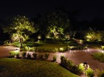Commercial Landscape Lighting Services - Tampa