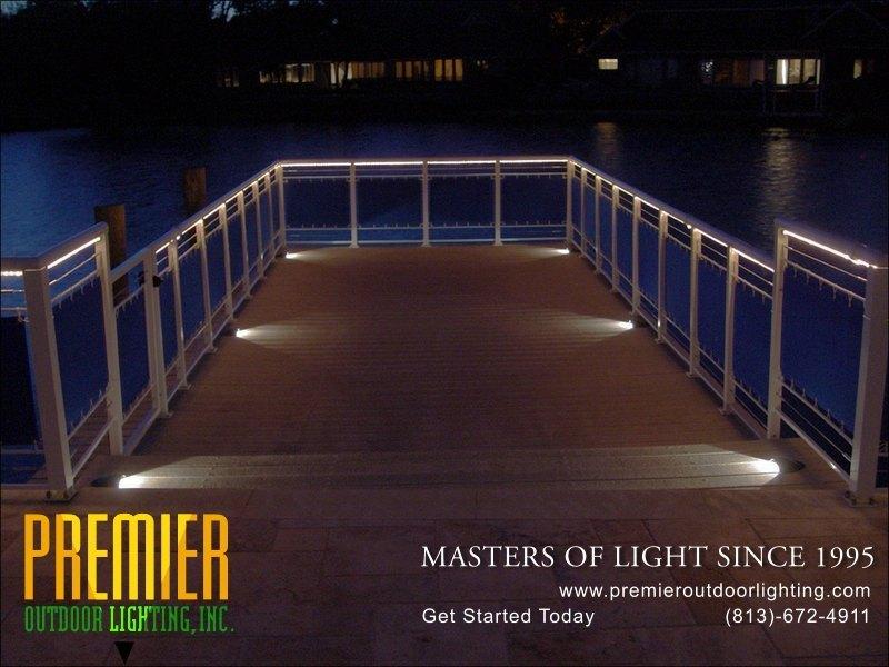 Dock Lighting Photo Gallery Image 9 Premier Outdoor Lighting