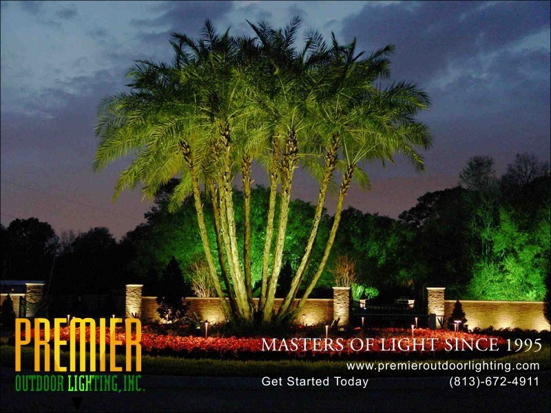 Feature Lighting Techniques  - Company Projects in Feature Lighting photo gallery from Premier Outdoor Lighting