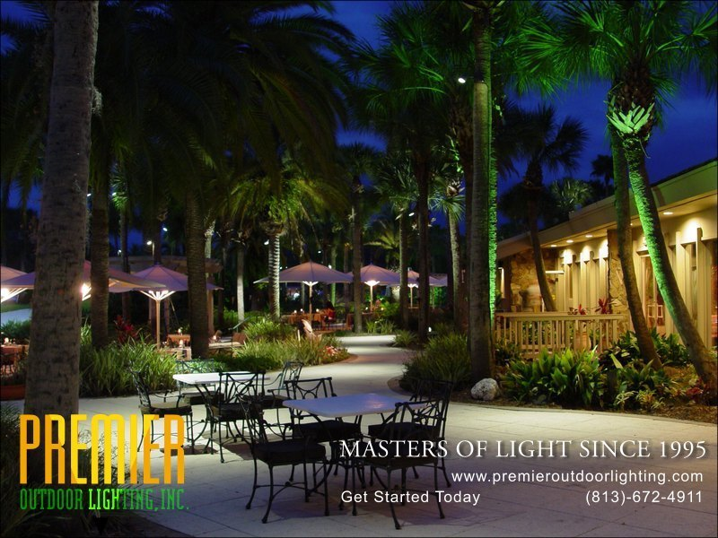 Mood Lighting Techniques  - Company Projects in Mood Lighting photo gallery from Premier Outdoor Lighting