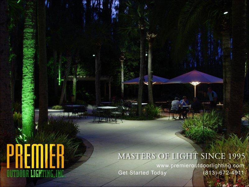 Outdoor Lighting Tampa Premier outdoor lighting tampa 24 best landscape lighting images on patio lighting photo gallery image 12 premier outdoor lighting workwithnaturefo