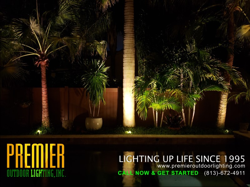 Tampa Landscape Lighting Repair in Residential Outdoor Lighting photo gallery from Premier Outdoor Lighting