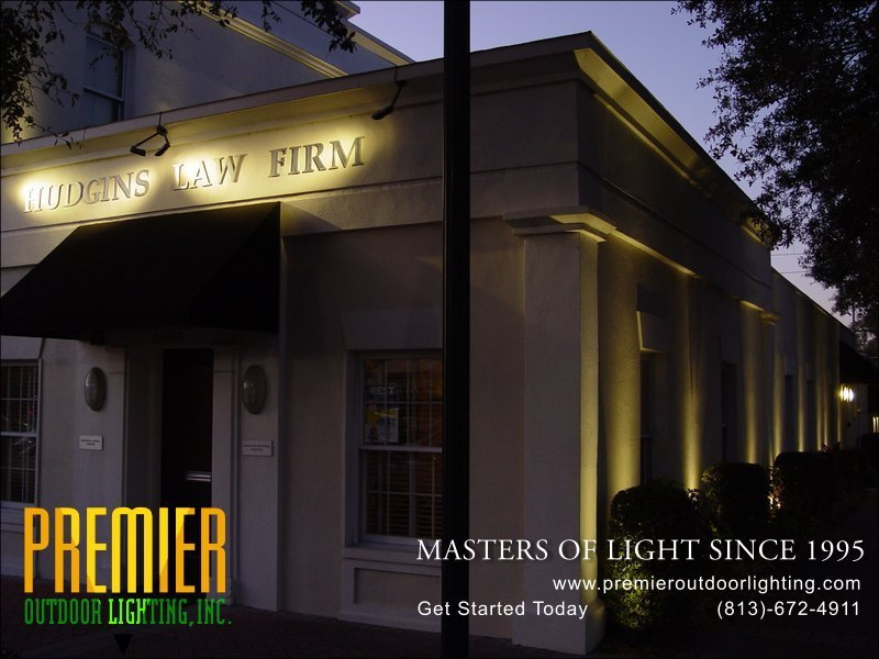 In Sign Lighting Photo Gallery From Premier Outdoor Lighting