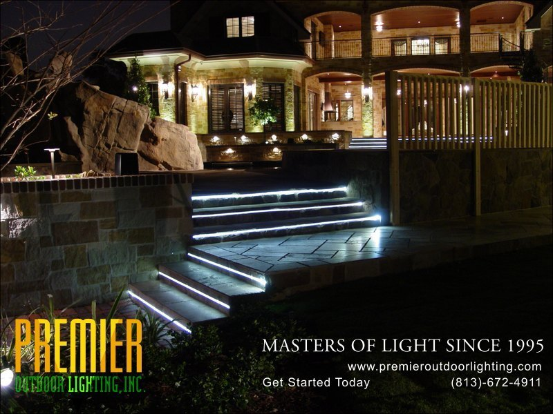 In Step Lighting Photo Gallery From Premier Outdoor Lighting   Step Lighting  Photo Gallery Image 7