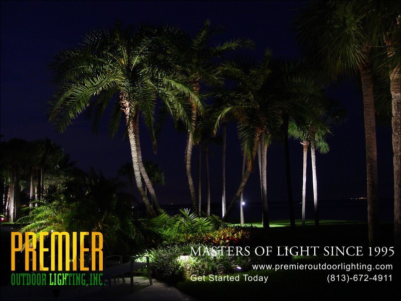 Up lighting Techniques  - Company Projects in Uplighting photo gallery from Premier Outdoor Lighting