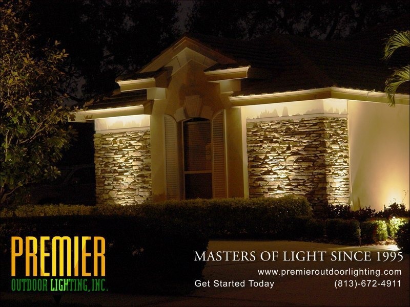 Wall Washing Lighting Techniques Company Projects Premier Outdoor Lighting