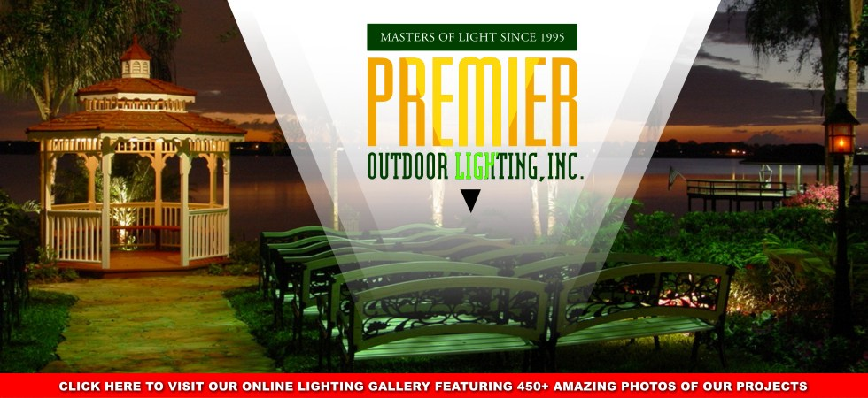 outdoor landscape lighting design company tampa fl premier outdoor